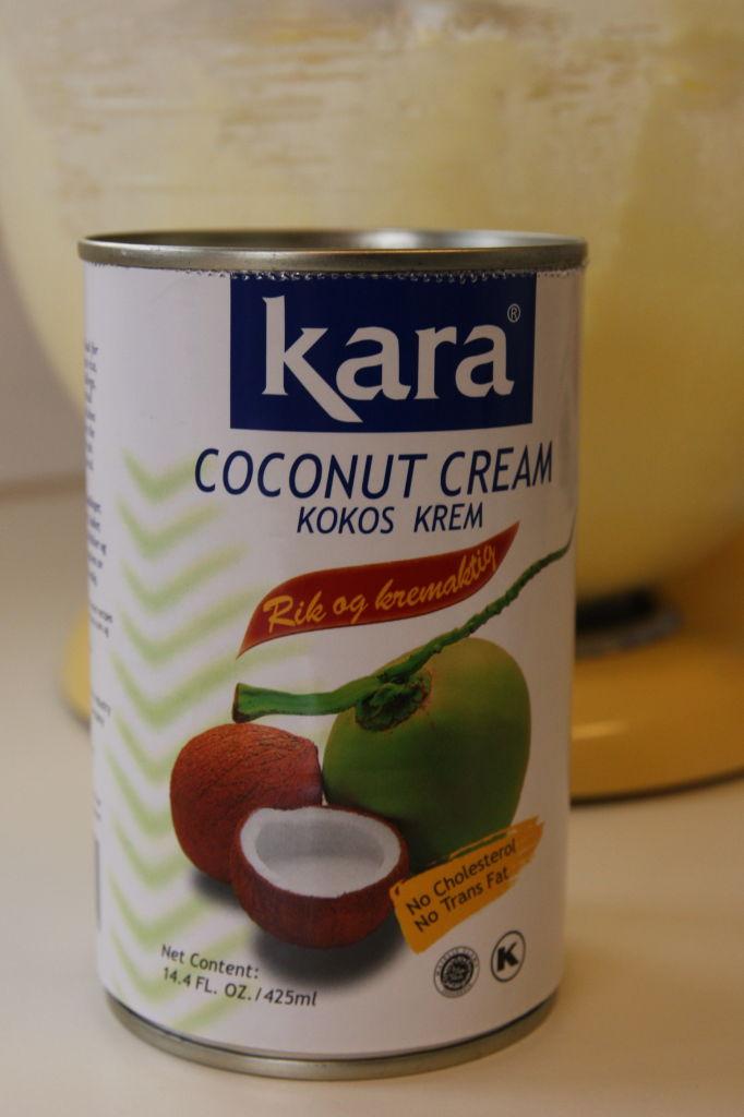Kokoskrem kjøpe