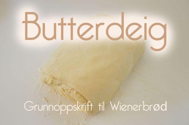 butterdeig