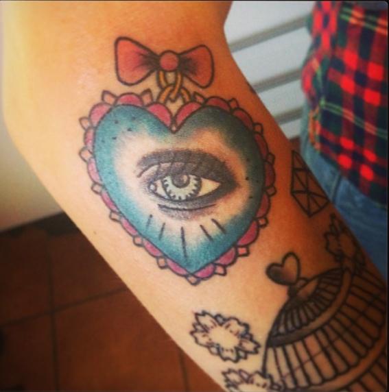 øye-hjerte