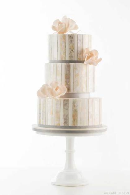 metallic_watercolor_cake